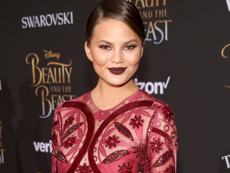 Chrissy Teigen Details Struggle With Postpartum Depression