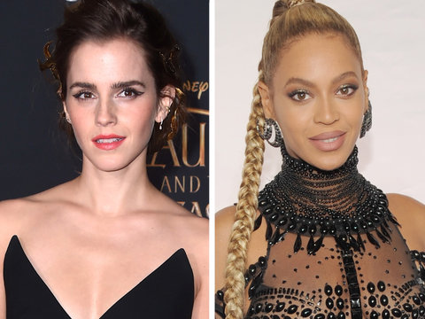 Emma Watson Blasted as Hypocrite Over Beyonce Remarks After Vanity Fair Underboob Backlash