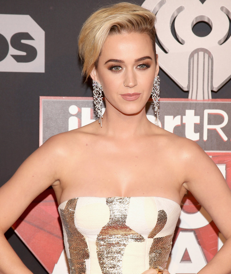 Katy Perry's Most Outrageous Looks (Photos)