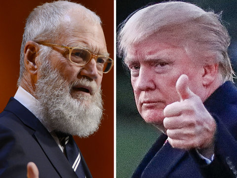 David Letterman's 7 Biggest Trump Takedowns