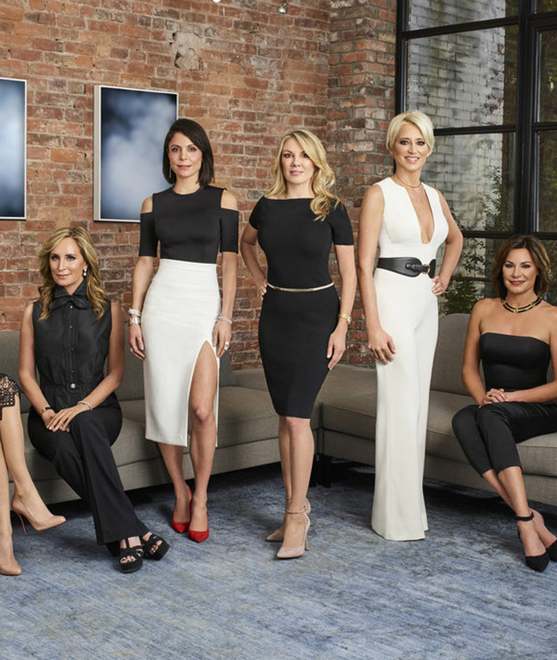 Luann de Lesseps Shuts Down 'Open' Relationship Talk In 'Real Housewives of New…