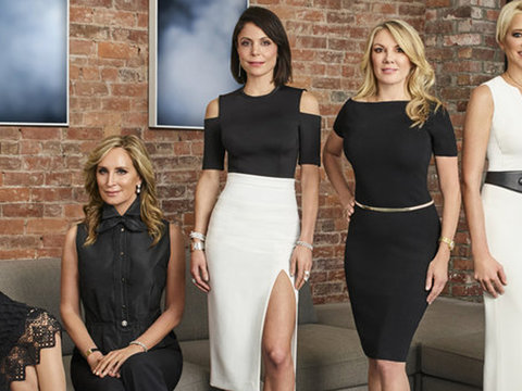 Naked Bethenny, Dorinda Freakout and Jill Zarin! 'RHONY' Season 9 Trailer Is Everything