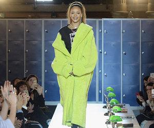 Inside Rihanna's Fenty x Puma Runway Show