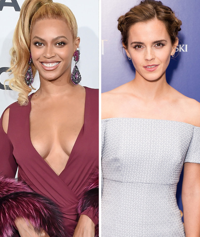 Day 3 or Is It 4? That Whole Emma Watson-Beyonce Feminism Thing Is Still Going