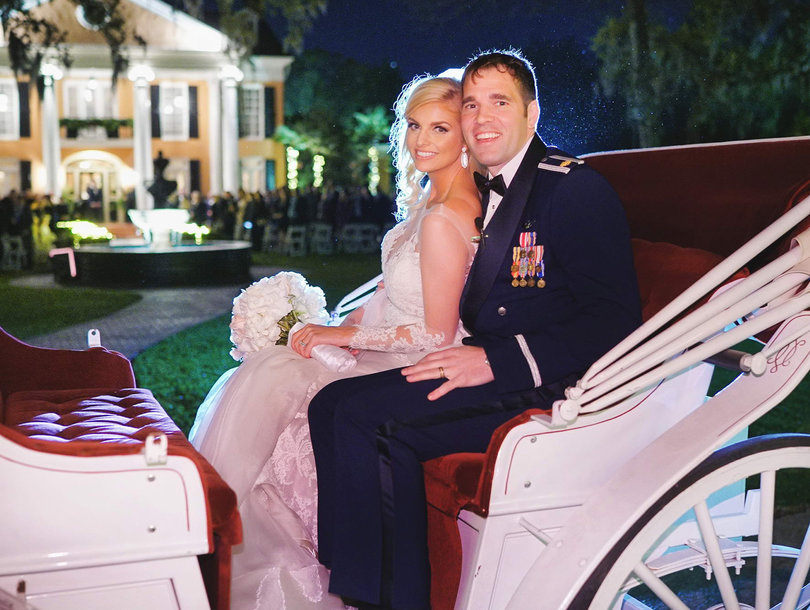 Inside 'Real World' Star Trishelle Cannatella's New Orleans Wedding (Exclusive)