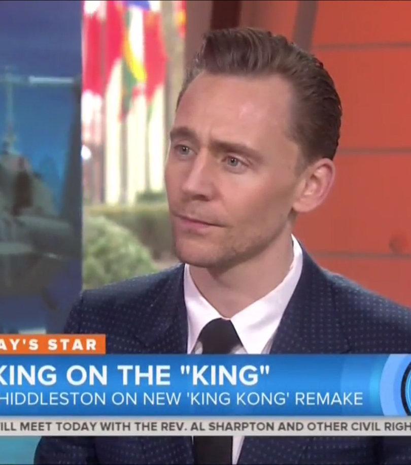 Tom Hiddleston's Best Relationship Ever Is...