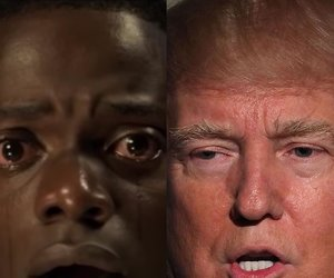 'Get Out' Mashed Up With Donald Trump Is Even Creepier (Video)
