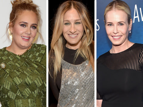 Adele, Sarah Jessica Parker, Chelsea Handler Among Stars Speaking Up on International…