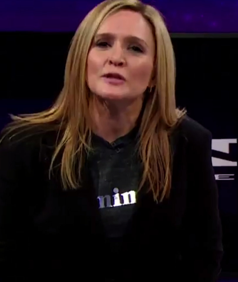 Here's What Happens When Samantha Bee's Female 'Full Frontal' Staff Doesn't…