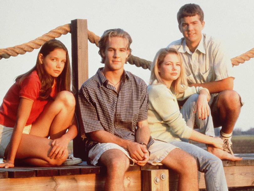 James Van Der Beek Turns 40: See the Cast of 'Dawson's Creek' Then & Now…