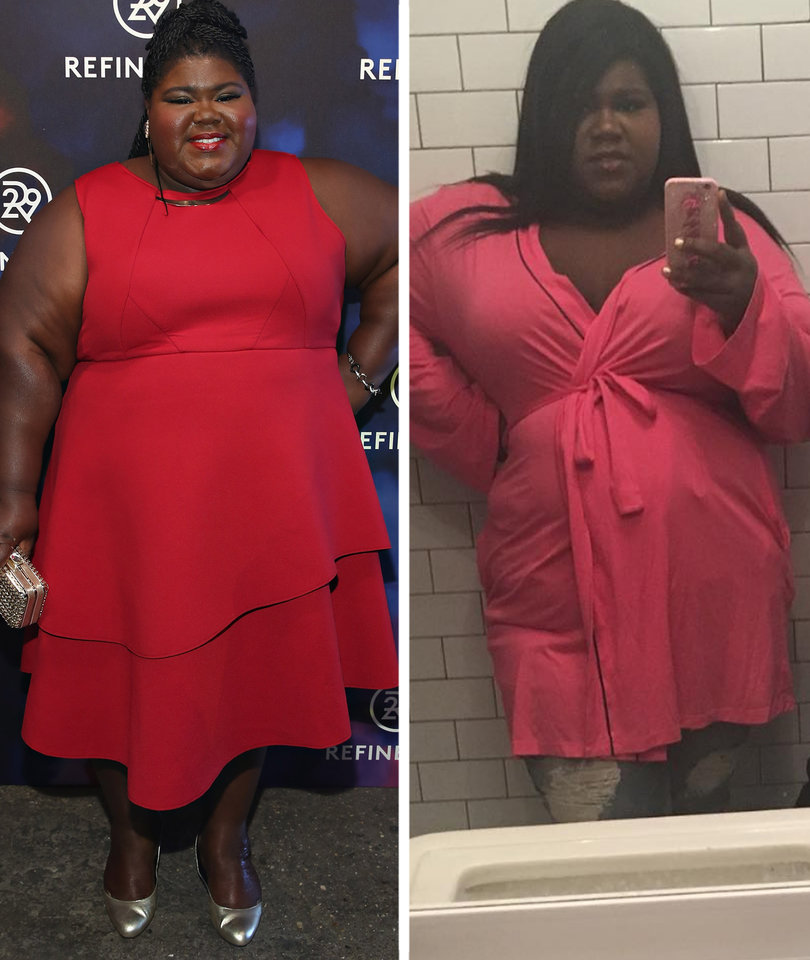 Gabourey Sidibe Reveals Why She Underwent Secret Weight Loss Surgery