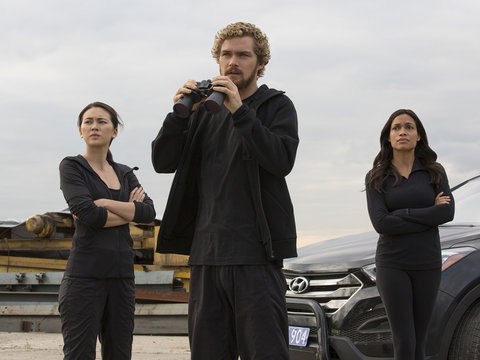 Why Marvel's 'Iron Fist' Is Being Destroyed by Social Justice Warriors and Critics