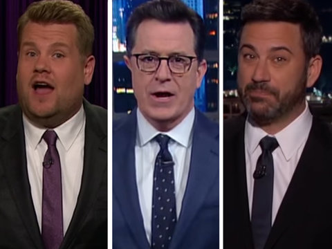 Late Night TV Torpedoes GOP's Obamacare Replacement, Jason Chaffetz's Sophie's Choice for…
