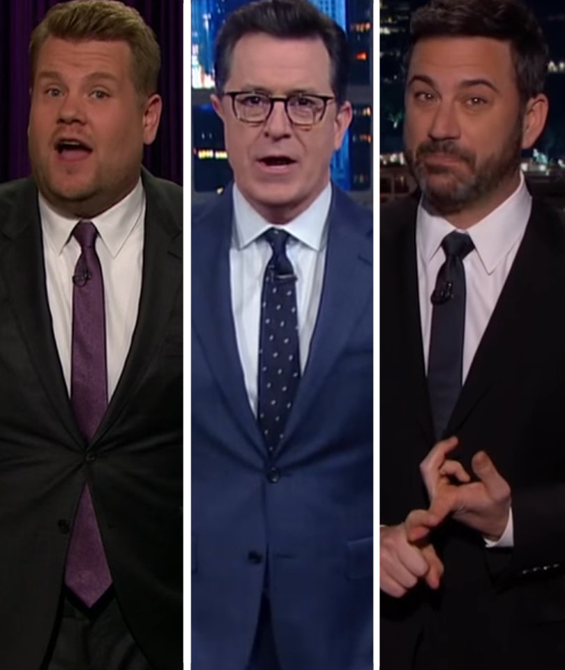 Late Night TV Torpedoes GOP's Obamacare Replacement, Jason Chaffetz's Sophie's…