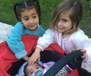 North, Penelope and Dream: The Next Generation of Kardashians Pose for Cute…