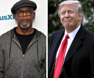 Samuel L. Jackson: Trump Wants Black People 'Bent Over in the Cotton Fields'…