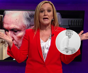 Samantha Bee Destroys Media for Praising Trump Like 'Toddler' Who Used 'Big Boy…