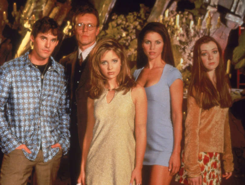 'Buffy' Turns 20: 9 Things You Won't Believe Happened to the Cast After the…