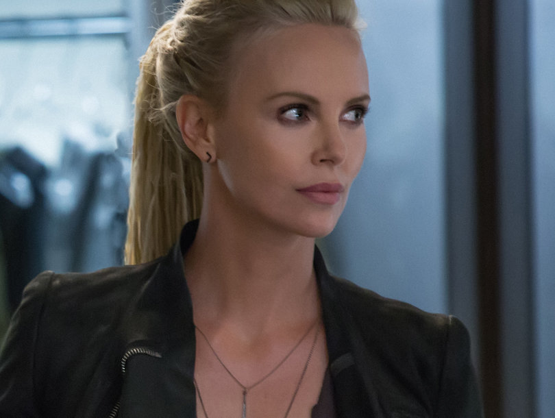 New 'Fate of the Furious' Trailer Unleashes Charlize Theron!