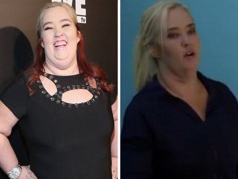 Mama June Denies Wearing Fat Suit During 'From Not to Hot' Filming and Reveals Plastic…
