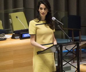 Fury Over TIME Mag's Tweet on Amal Clooney's Baby Bump