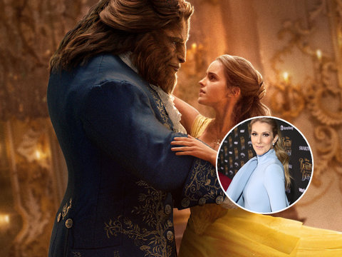Your Heart Will Go On to Love Céline Dion's New 'Beauty and the Beast' Song (Video)