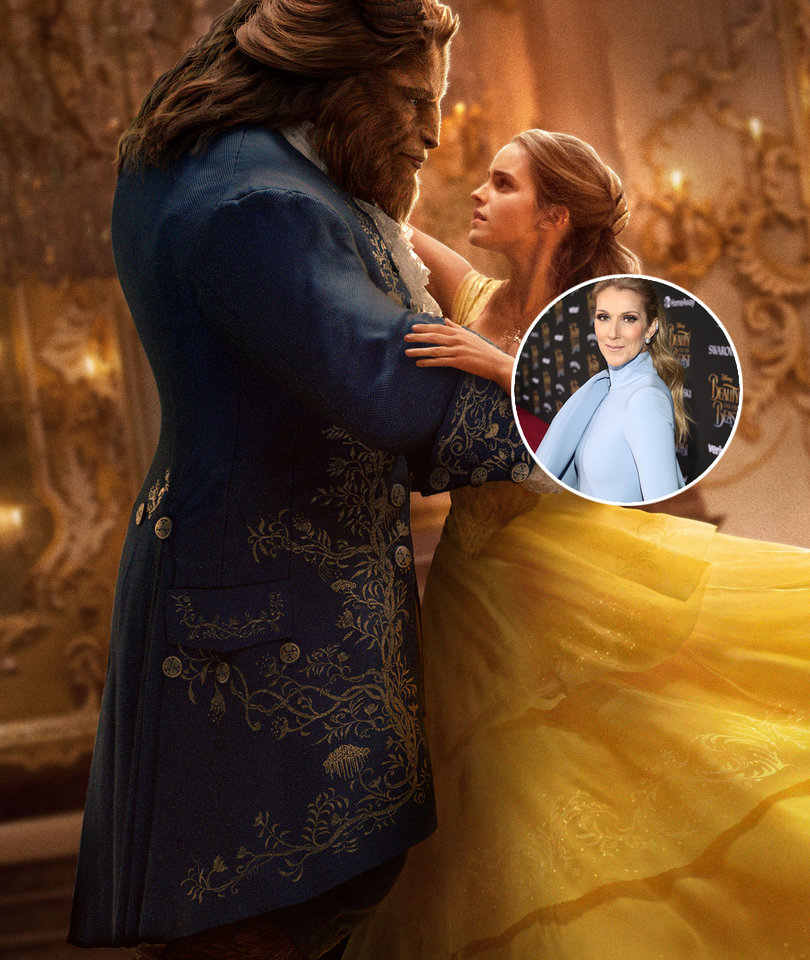 Your Heart Will Go On to Love Céline Dion's New 'Beauty and the Beast' Song…