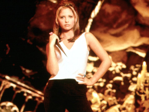 Sarah Michelle Gellar on #BuffySlays20