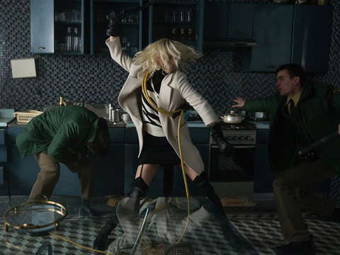 Charlize Theron Goes 'John Wick' in 'Atomic Blonde'