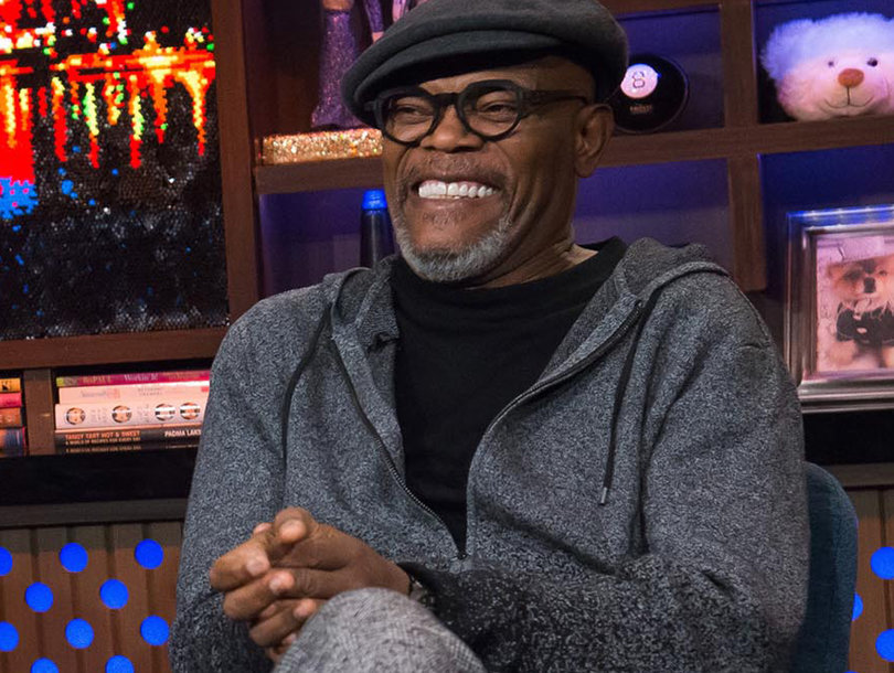 Here Is Who Helped Sam Jackson Quit Smoking