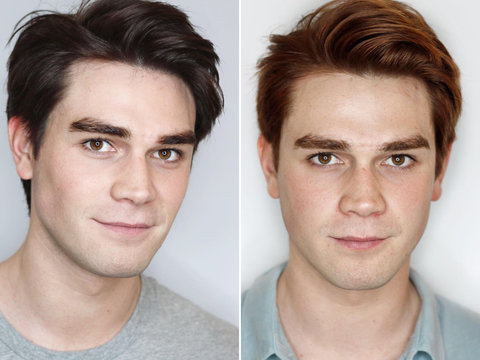 How 'Riverdale's' Hairstylist Transformed KJ Apa Into Archie - And 6 More 'Riverdale'…