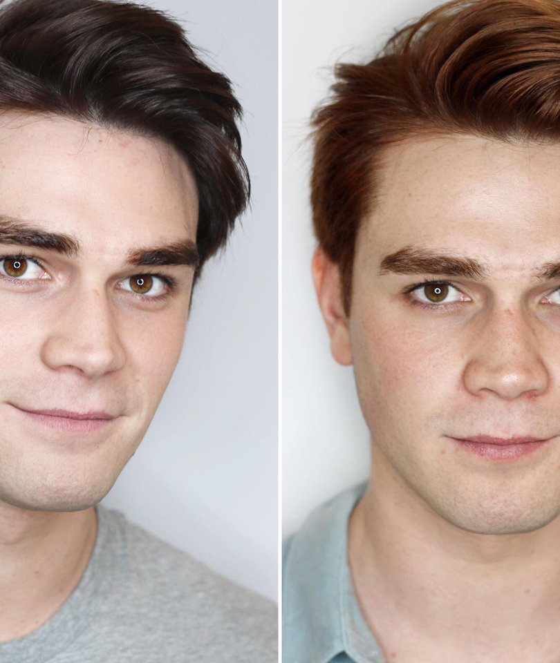 How 'Riverdale's' Hairstylist Transformed KJ Apa Into Archie - And 6 More…