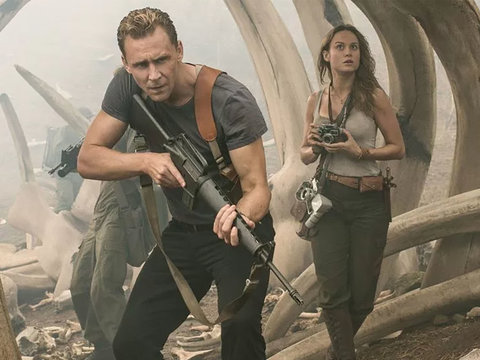 'Kong: Skull Island' Is Silly, Zany and Absolutely Breathtaking: TooFab Review