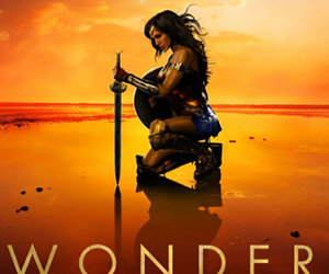 Gal Gadot, Robin Wright And Intense Swordplay Featured in 'Wonder Woman' Teaser…