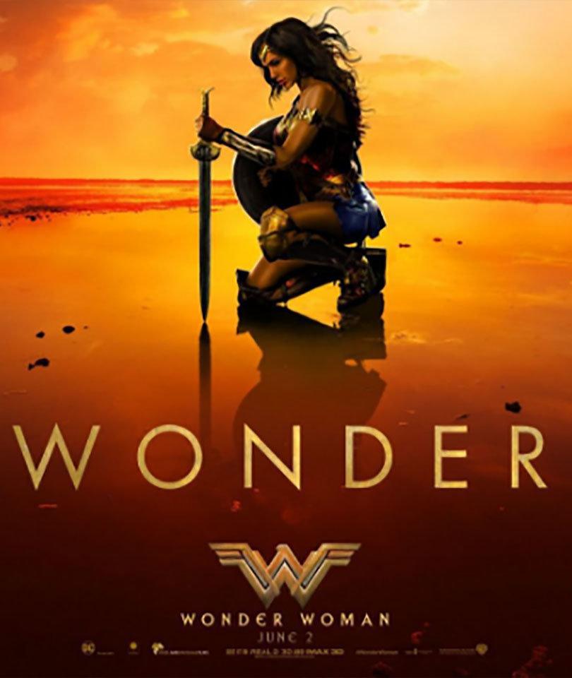 Gal Gadot, Robin Wright And Intense Swordplay Featured in 'Wonder Woman' Teaser…