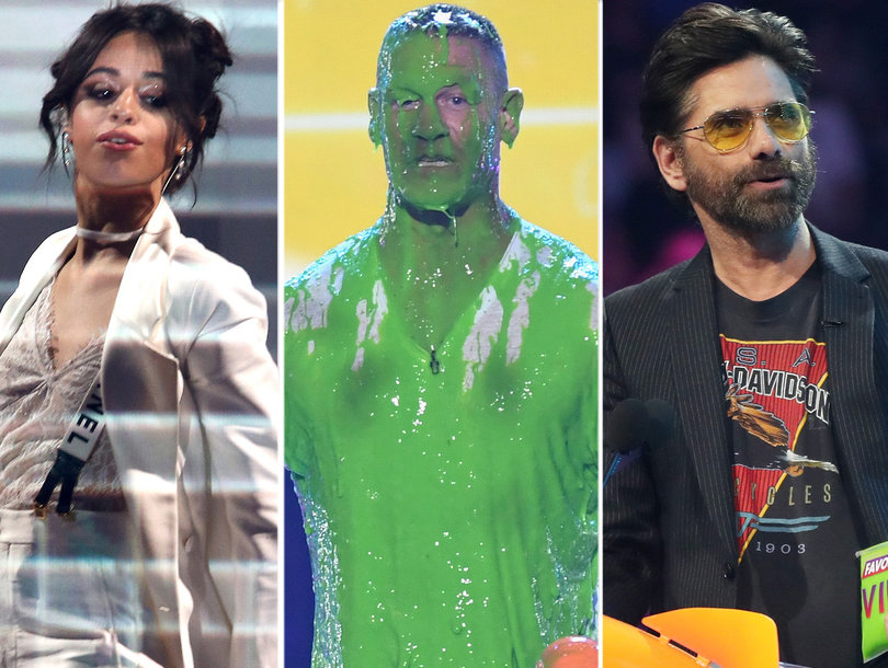 The Only Three Must-See Moments from the Kids' Choice Awards and Complete Winner's List