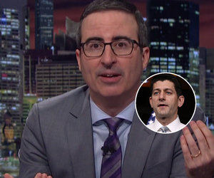 John Oliver Breaks Down Why GOP Health Care Plan Is Good for Paul Ryan's…