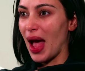 Kim Kardashian Fights Back Tears Over Paris Robbery: 'I Saw the Gun Like Clear…