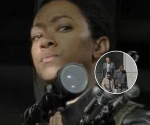 'Walking Dead' Dramatic Sneak Peek Features Negan In Sasha's Crosshairs (Video)