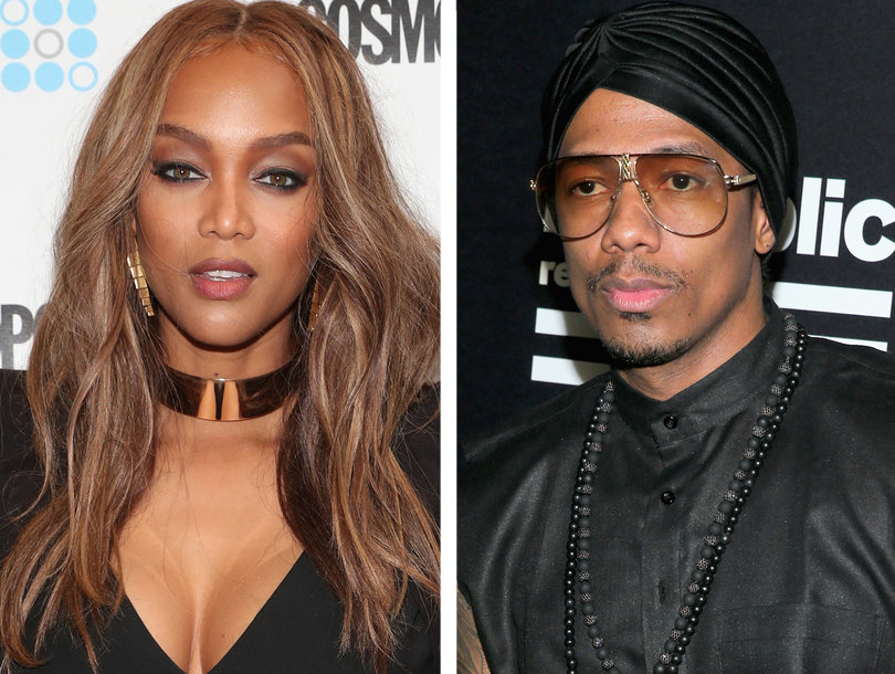 What Nick Cannon Said About Tyra Banks Taking Over His 'America's Got Talent' Gig