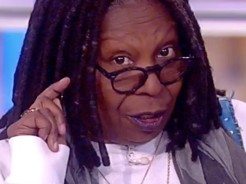 Whoopi Goldberg Shreds Man Who Created 'Fake News' Story That 'Endangered' Her Life…