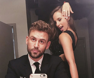 'Bachelor' Couple Nick Viall, Vanessa Grimaldi Tell Jimmy Kimmel the First Time…