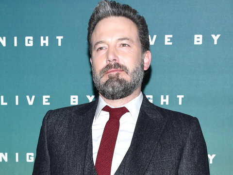 Ben Affleck Reveals He Recently Completed Treatment for Alcohol Addiction