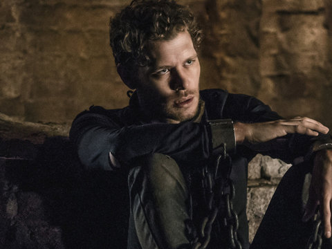 'Originals' Star Joseph Morgan Didn't Know Klaus Gifted Caroline in 'Vampire Diaries'…