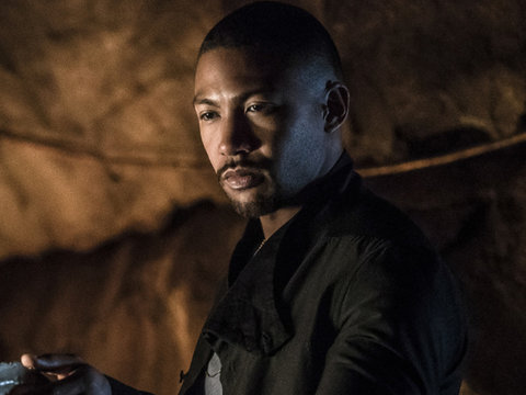'The Originals' Star Charles Michael Davis on His Directorial Debut And Lessons From…