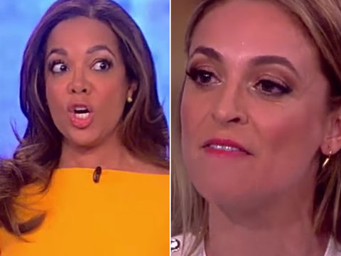 'The View': Jedediah Bila and Sunny Hostin Erupt Over GOP's Healthcare Bill (Video)