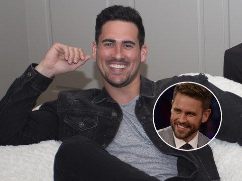 A Bizarre 3 Hours Inside 'Bachelor' Finale Party With Josh Murray Who Doesn't 'Care to…
