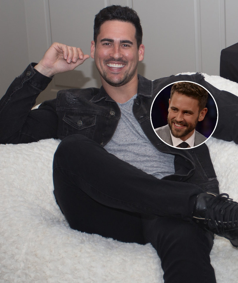 A Bizarre 3 Hours Inside 'Bachelor' Finale Party With Josh Murray Who Doesn't…