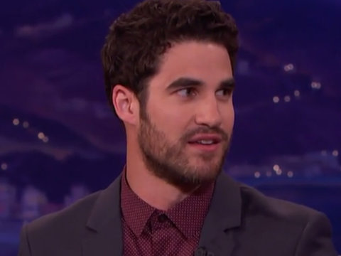 Darren Criss Reveals That Time He Unknowningly Made Out With A Gay Porn Star (Video)