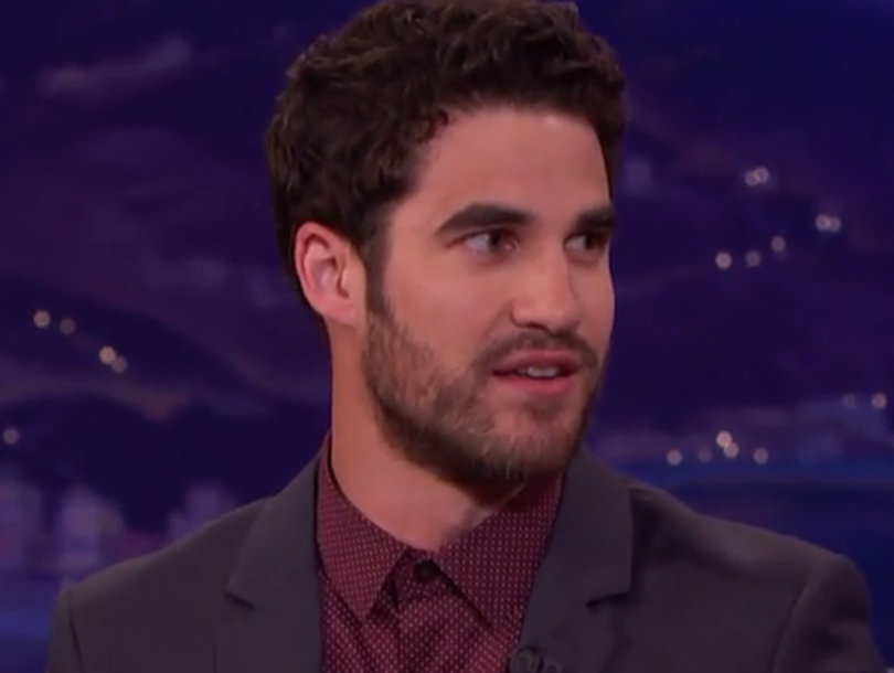 Darren Criss Reveals That Time He Unknowningly Made Out With A Gay Porn Star…